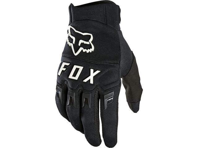 Fox Dirtpaw Guanti Uomo, nero/bianco